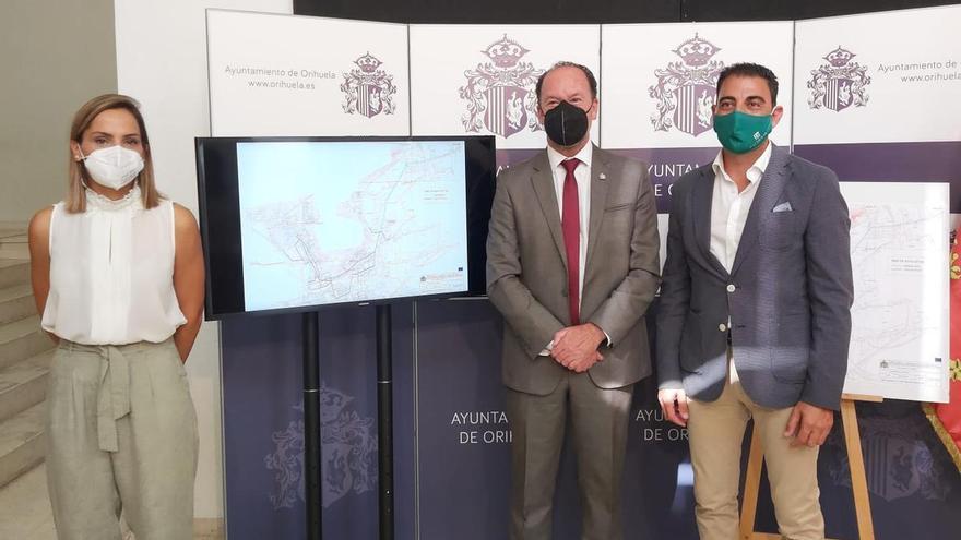 Orihuela adjudica las obras para adecuar un itineario ciclista en torno al monte de San Miguel con una inversión de 537.000 euros