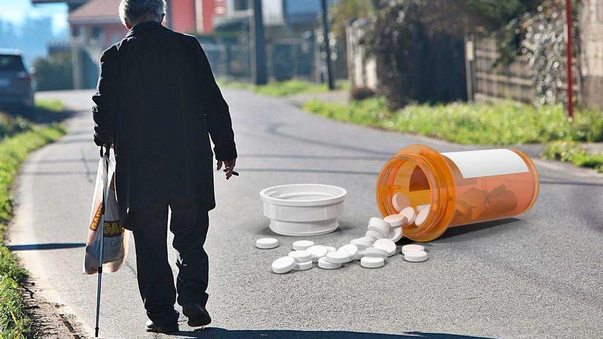 Plan del Gobierno para frenar las adicciones a opioides: Galicia, a la cabeza del consumo