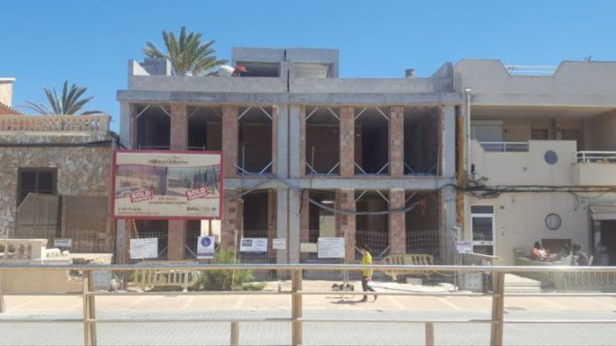 Tausende unbearbeitete Baulizenzen im Rathaus von Palma de Mallorca