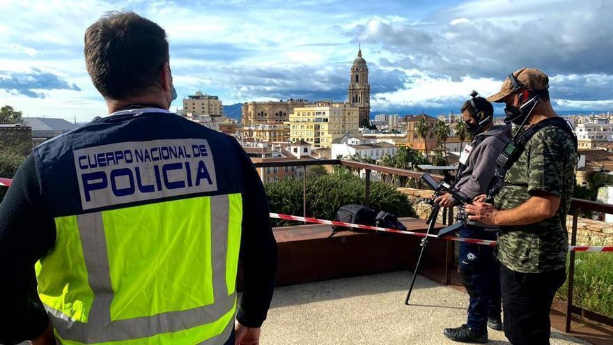 La Policía Aeronáutica llega a Málaga