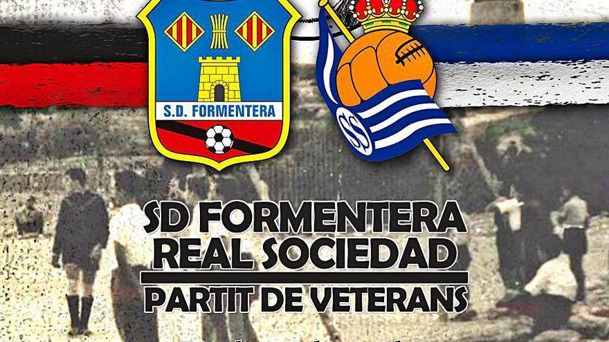 Todo está ya listo para el duelo de veteranos en Formentera
