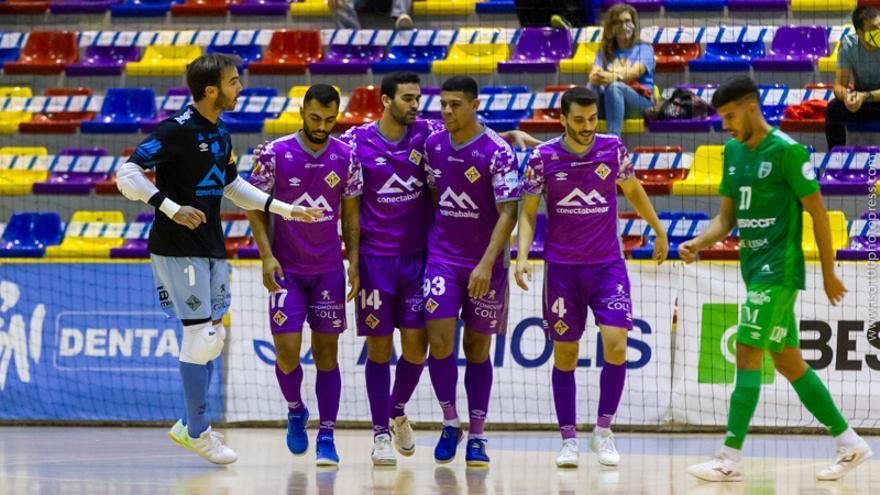 El Palma Futsal visitará Antequera en la segunda ronda de la Copa del Rey