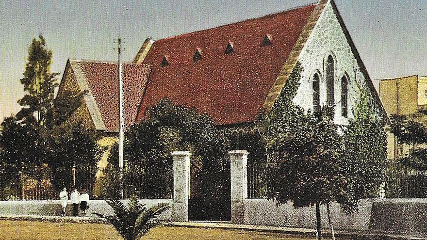Iglesia de San Jorge (antigua Iglesia Anglicana)