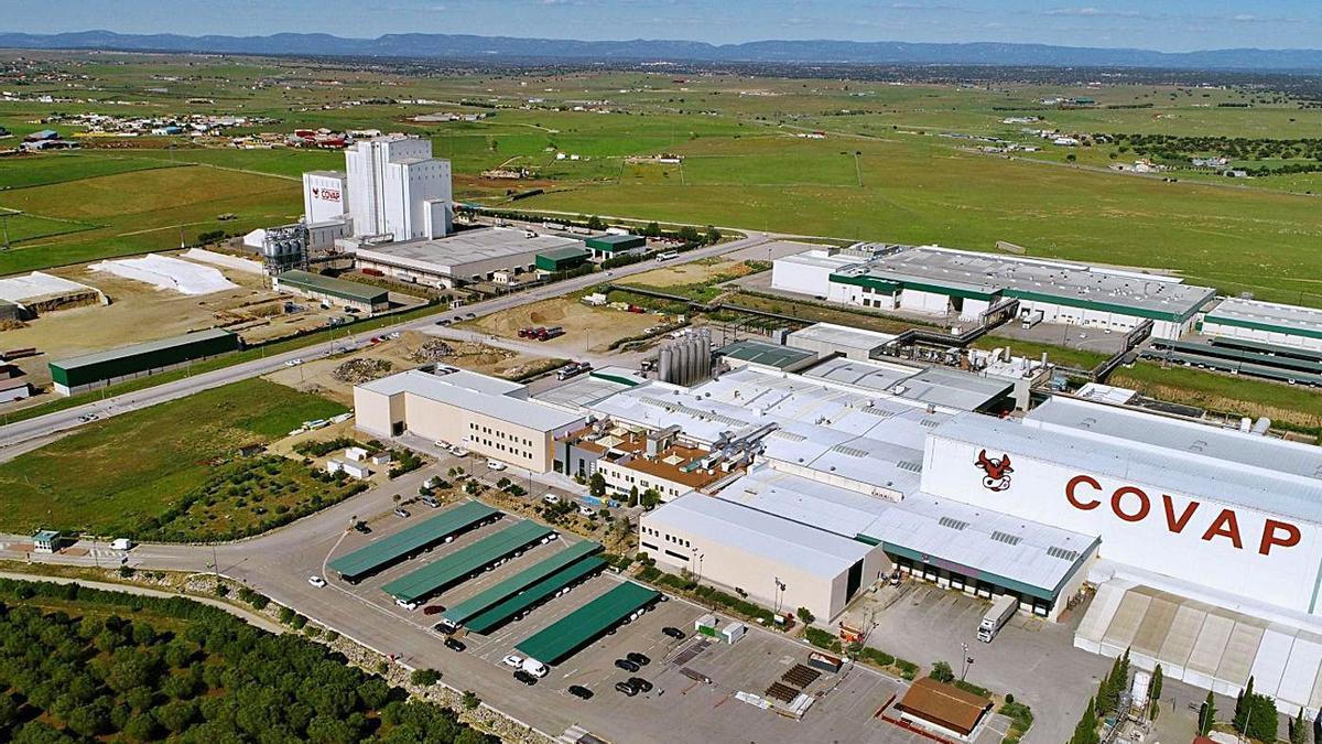 La empresa ganadera se sitúa como la segunda alimentaria con mayor facturación de Córdoba.