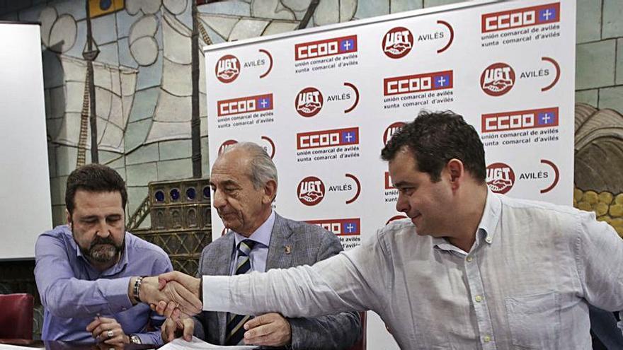 La comarcal de UGT busca secretario general en la federación del Metal