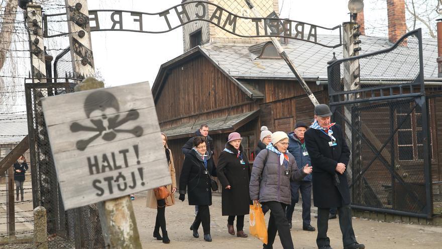 Mor l'últim soldat viu que va participar en l'alliberament d'Auschwitz