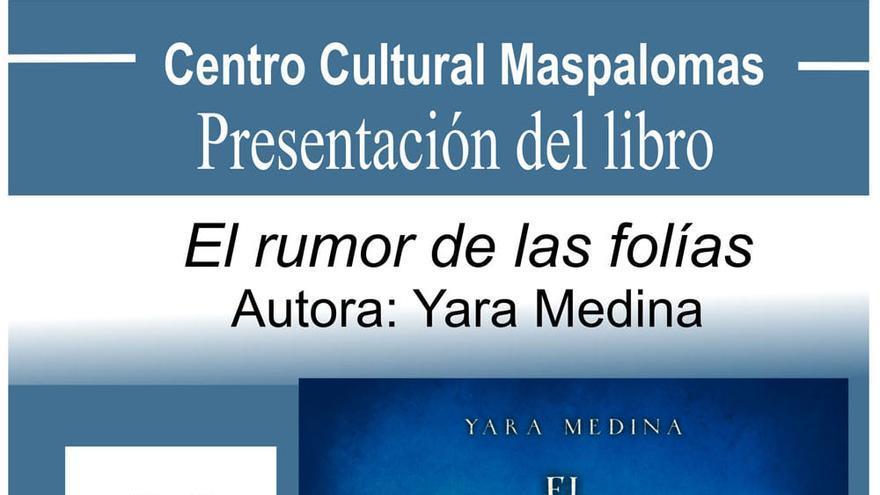 Presentación del libro 'El rumor de las folías'