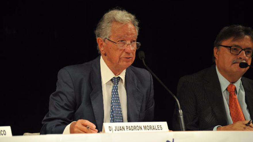 El Comité Canario de Disciplina suspende a Juan Padrón de la FTF