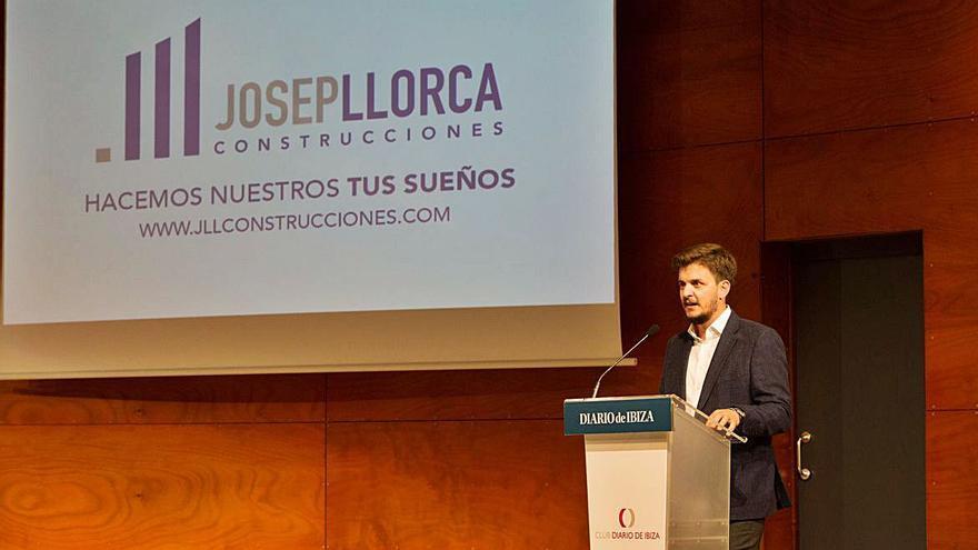 Josep Llorca: «Ya somos una empresa de Ibiza»