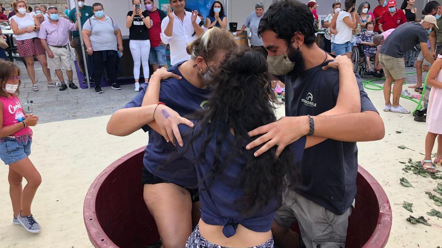 GALERÍA | Pasa y disfruta con las mejoras imágenes de la Fiesta de la Vendimia de Fermoselle