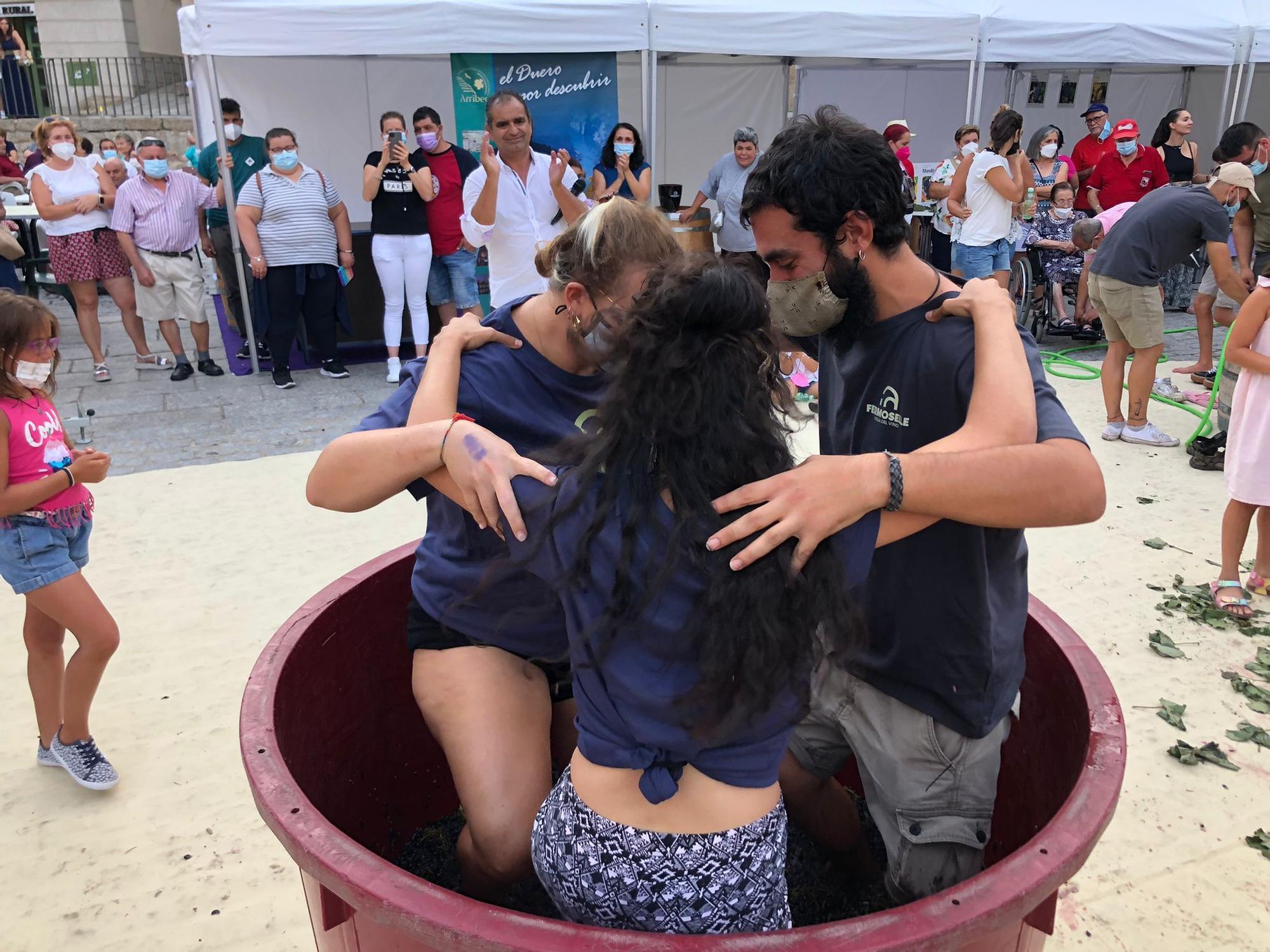 Fiesta de la Vendimia en Fermoselle