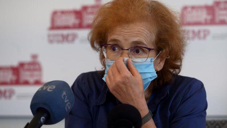 """Margarita del Val señala cuándo llegará un buen cambio """"radical"""" de la pandemia en España"""