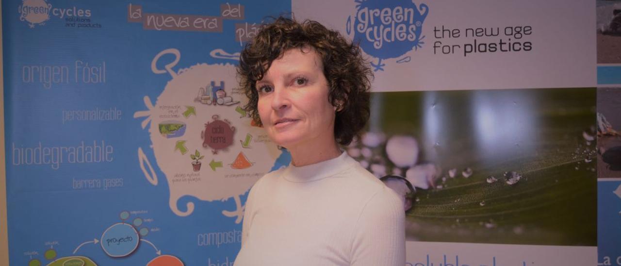 Elena Moreno, de Green Cycles.