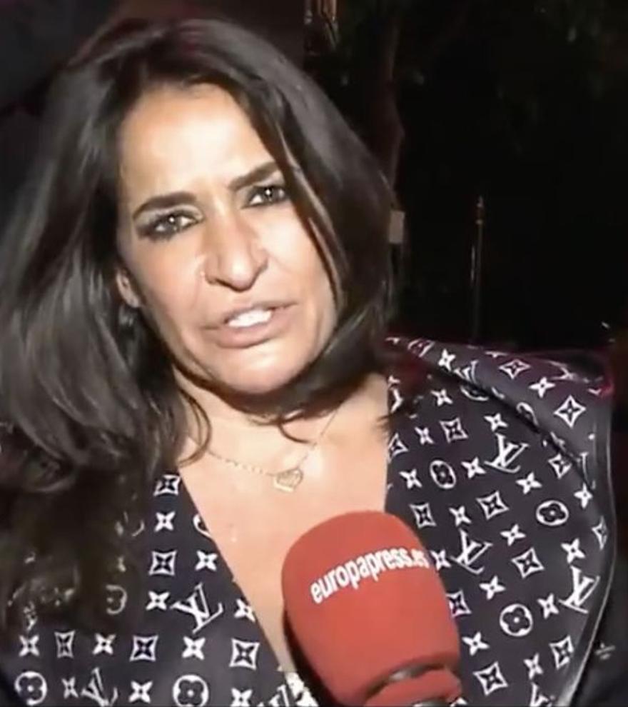 """Aída Nízar, sin piedad contra Antonio David: """"Tras 'Enemigos Íntimos' me quiso matar y vino seguridad"""""""
