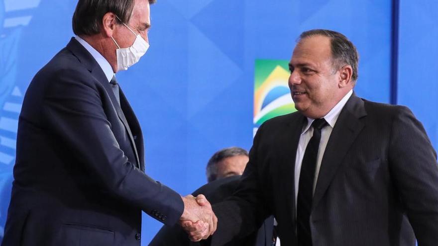 Brasil autoriza la investigación contra Pazuello