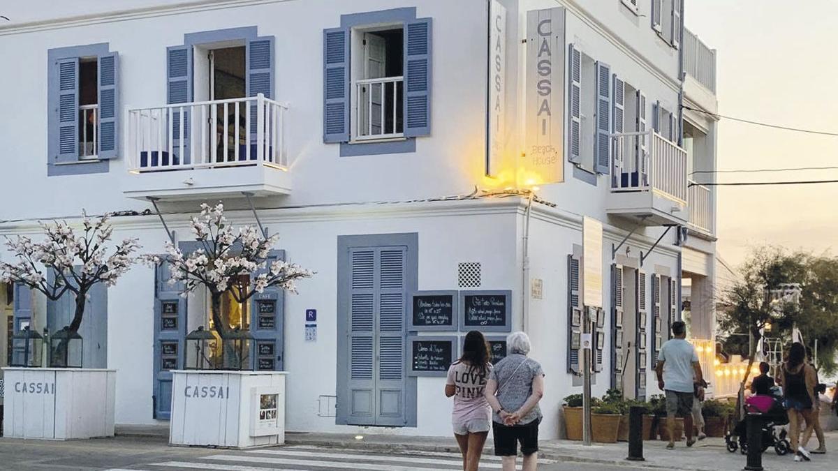 Cassai Beach House.