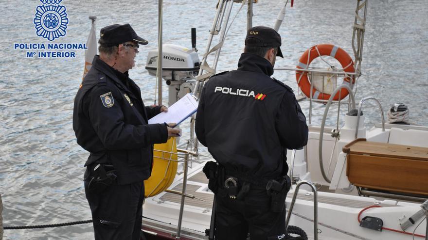 Tres arrestados en Cartagena por dos robos en viviendas y de un vehículo