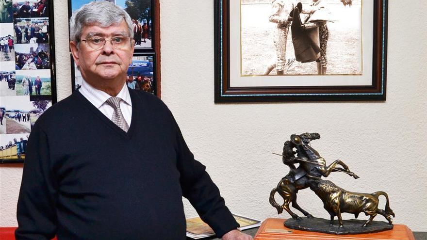 Fallece Clodoaldo Cano, presidente de la Peña Taurina de Alcolea
