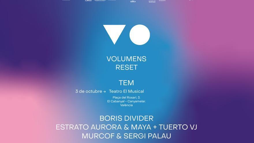Festival Volumens IV: Reset