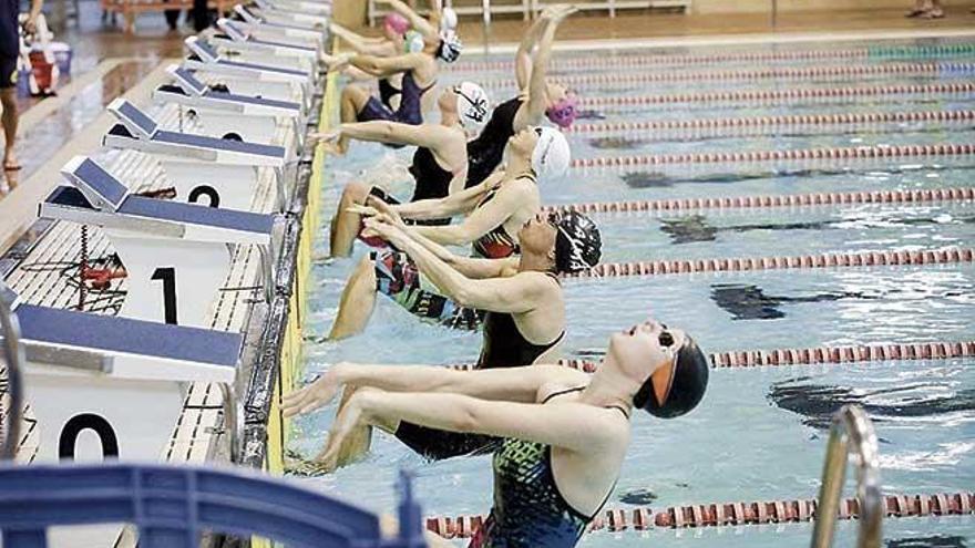 Las piscinas de Son Hugo abrirán en 2021 tras su clausura por riesgo de derrumbe
