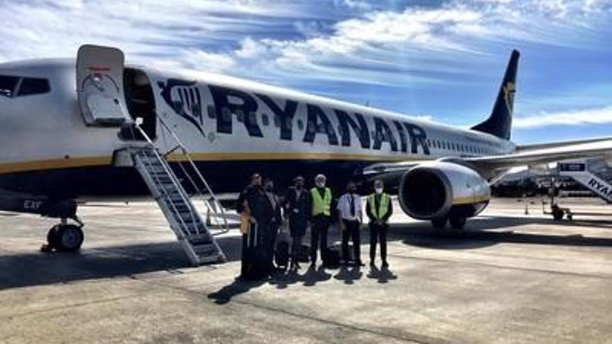 Dos nuevas líneas aéreas enlazan Málaga y Canarias desde esta semana