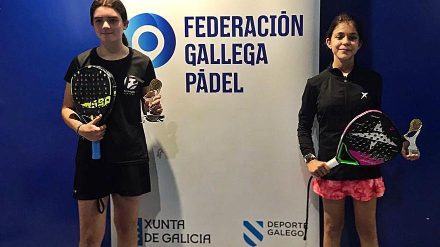 Agustín Fernández mantiene su número 1 en el ranking gallego