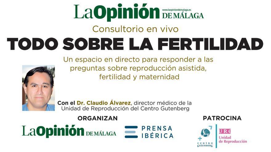 Envíanos tus preguntas sobre fertilidad y maternidad a nuestro consultorio en directo del 30 de junio