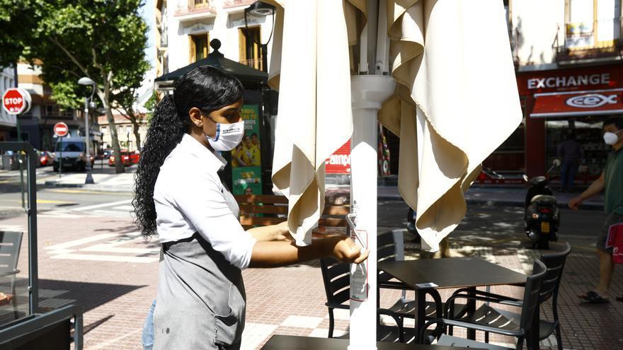 La factura de la crisis en la hostelería: 2.300 empresas aún aplican ertes