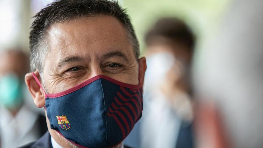 Los mossos estiman que Bartomeu trató de frenar una investigación interna