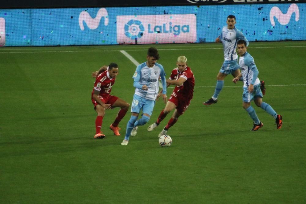 LaLiga SmartBank | Málaga CF - FC Cartagena