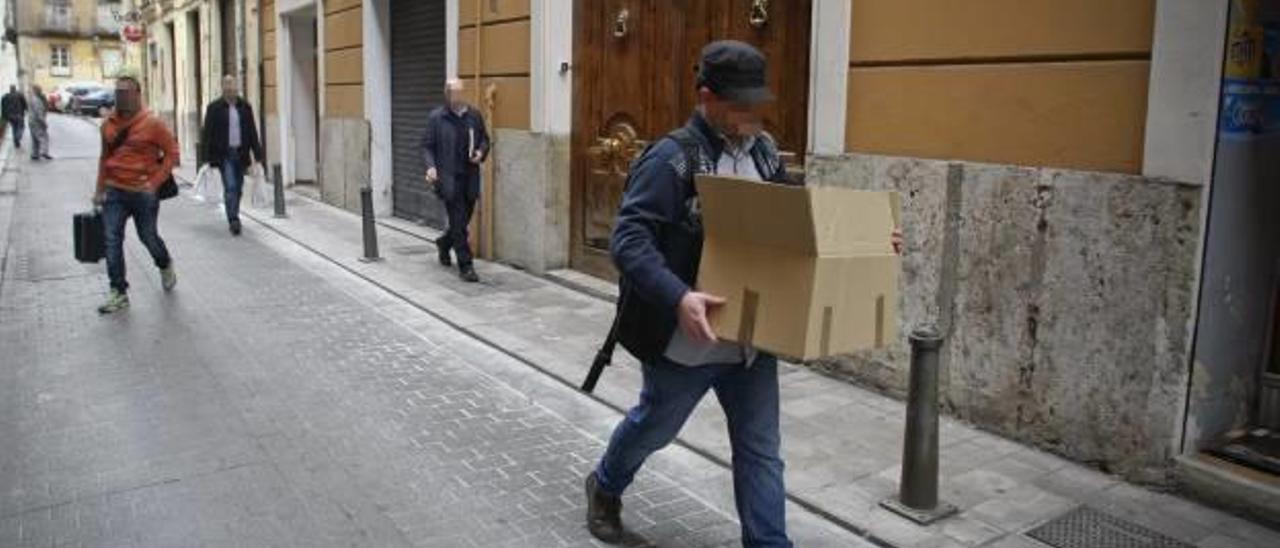 La presunta trama corrupta facturó a Canet más de 195.000 euros