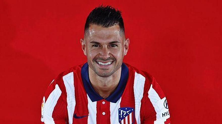 'Vitolo': «El Atlético es grande; pero otro año sin jugar es difícil»