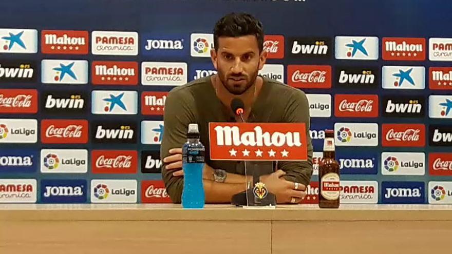 """Musacchio: """"Soy un hincha más del Villarreal"""""""