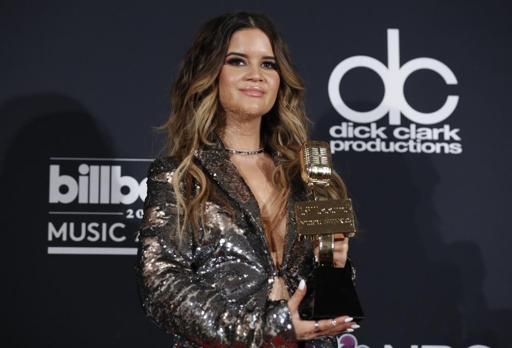 Gala de entrega de los premios Billboard