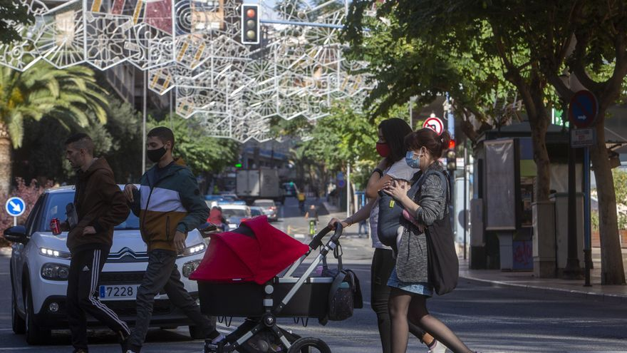 Compromís critica que las peatonalizaciones parciales de los fines de semana son insuficientes