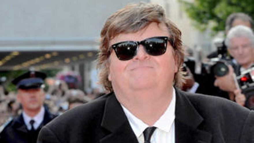 Michael Moore anuncia una película sobre Donald Trump