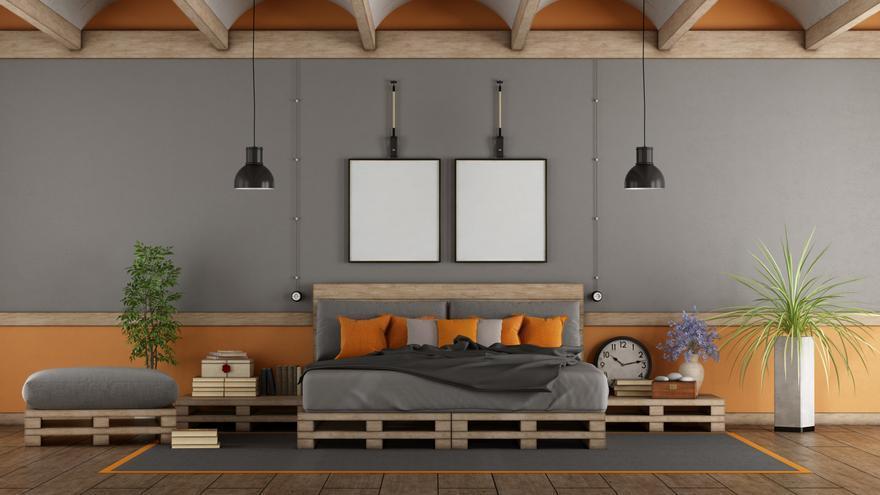 Muebles con palets: 5 ideas originales