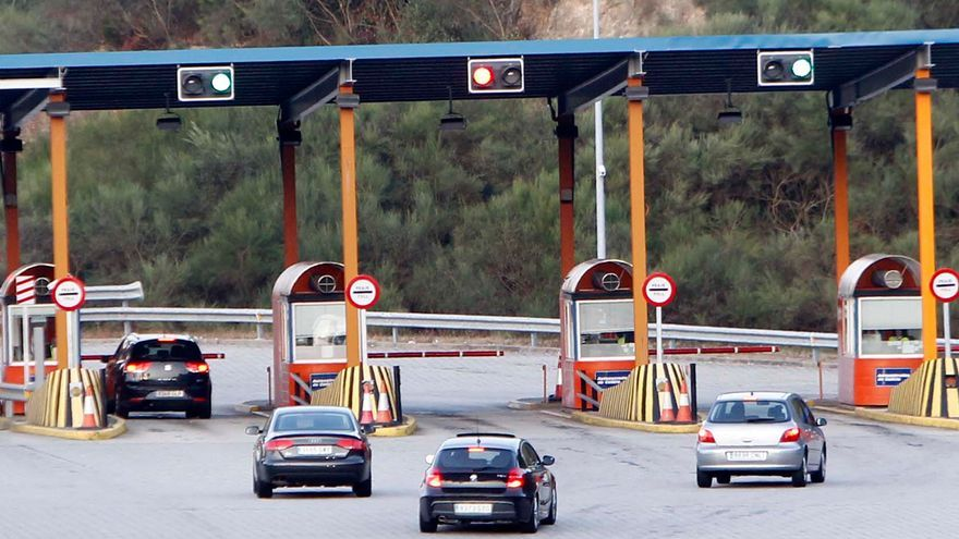 La Xunta congela los peajes entre Vigo y Baiona con rebajas en varios tramos