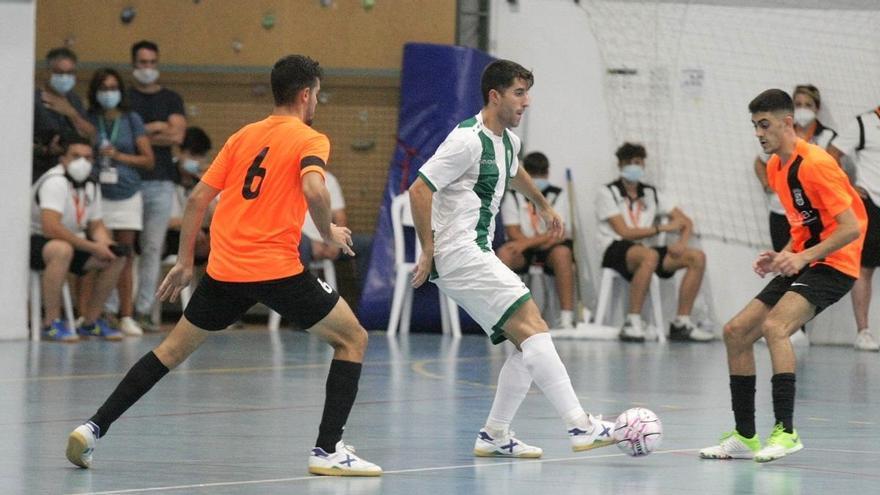 Ismael, el goleador humilde del Córdoba Futsal