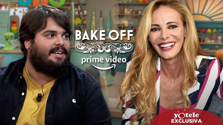 Paula Vázquez ficha por Amazon Prime Video: presentará 'Celebrity Bake Off' con Brays Efe