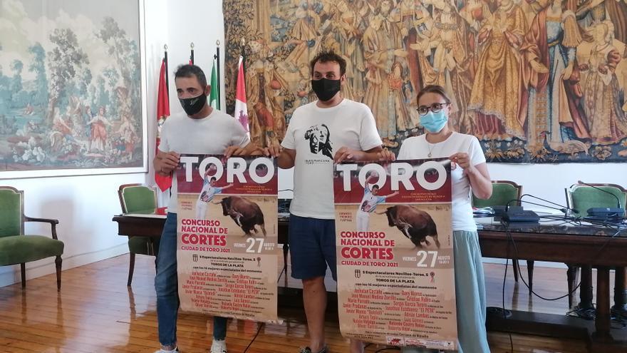 El concurso de recortes de Toro reunirá a 16 reconocidos especialistas