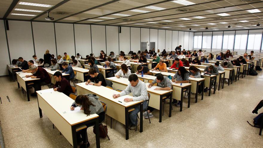 11.000 aspirantes inician el sábado las pruebas del C1 de Valenciano