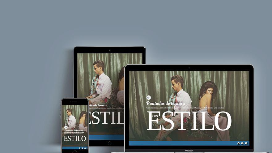 Una propuesta digital con mucho estilo, contenido extra y vídeoblogs