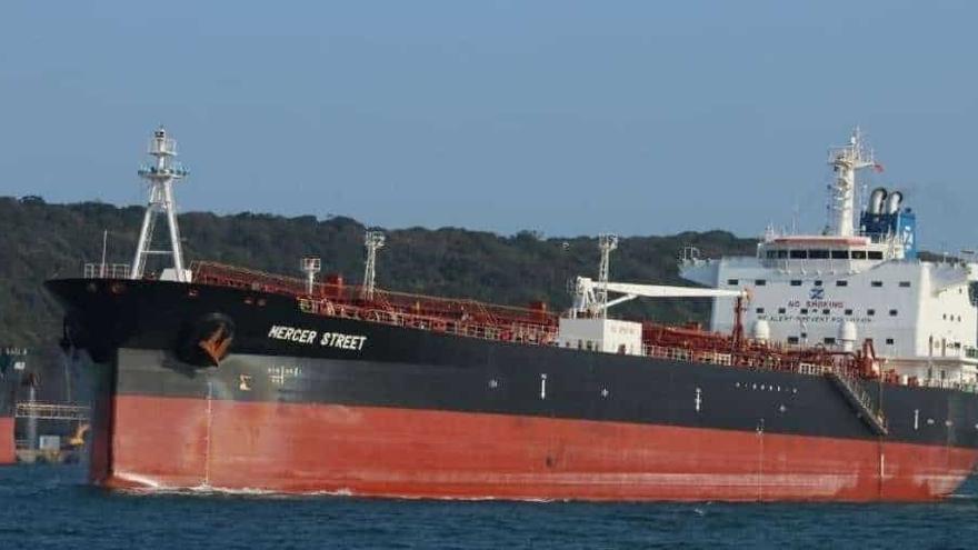 Mueren dos tripulantes de un mercante israelí cerca de Omán