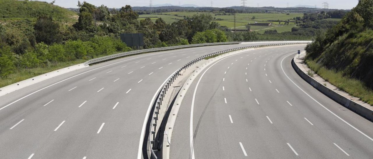 El conductor circuló en dirección contraria por la AP-7 unos 30 kilómetros.