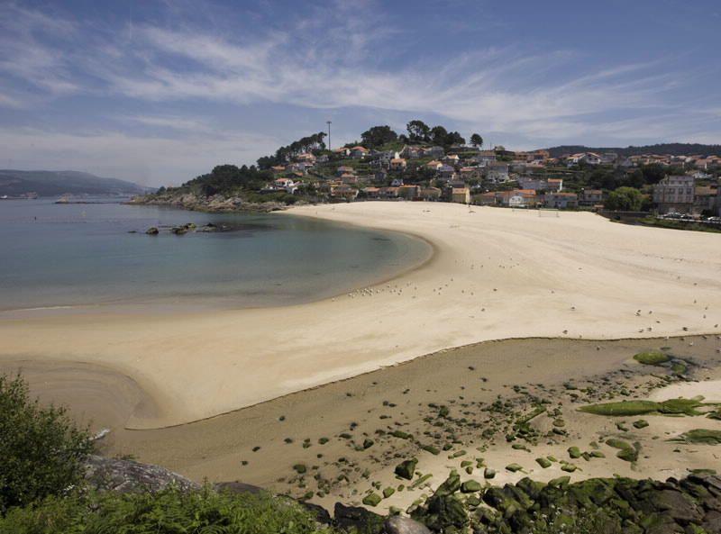 Playa de Loira (Marín)