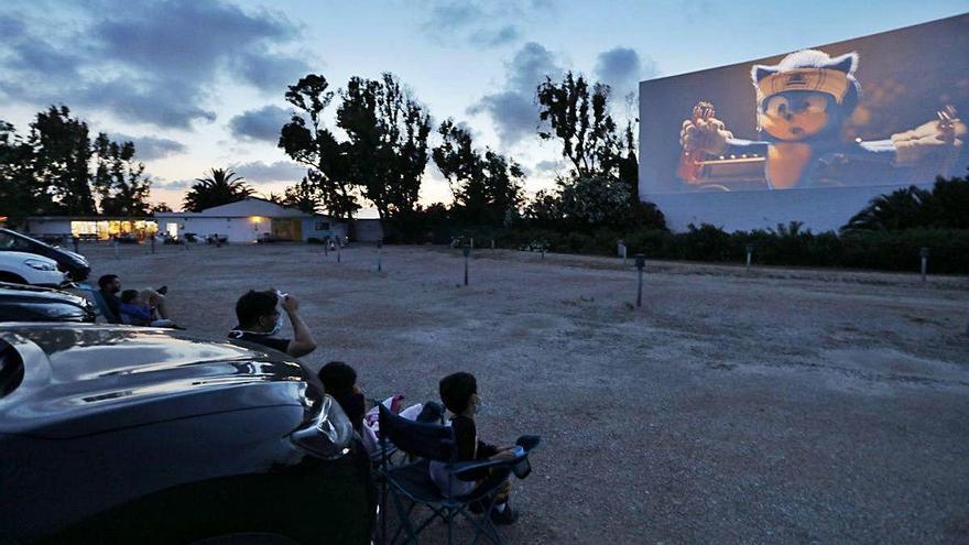 El cine vuelve en la playa de El Saler