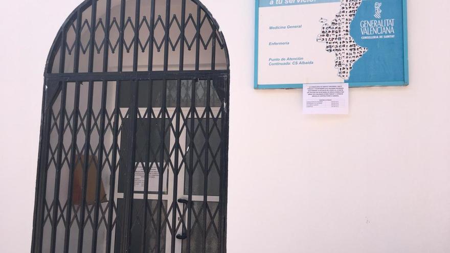 La Vall ens Uneix reclama que se vuelvan a abrir los centros de atención primaria