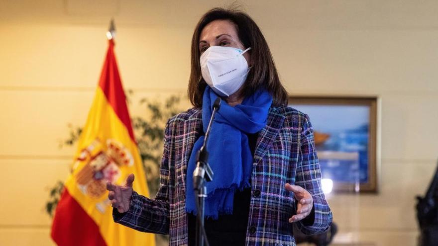 Robles pide explicaciones al JEMAD tras conocer que ha recibido la vacuna
