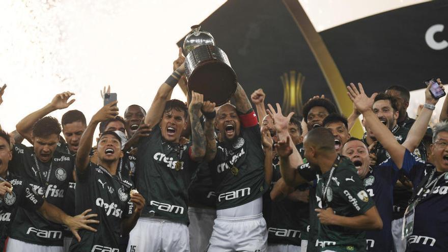 Palmeiras conquista su segunda Copa Libertadores